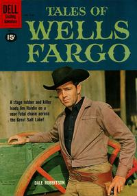 Cover Thumbnail for Four Color (Dell, 1942 series) #1167 - Tales of Wells Fargo