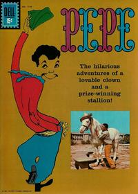Cover Thumbnail for Four Color (Dell, 1942 series) #1194 - Pepé