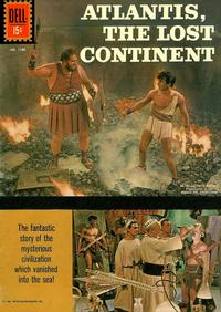 Cover Thumbnail for Four Color (Dell, 1942 series) #1188 - Atlantis, the Lost Continent
