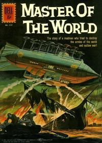 Cover Thumbnail for Four Color (Dell, 1942 series) #1157 - Master of the World