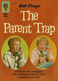 Cover Thumbnail for Four Color (Dell, 1942 series) #1210 - Walt Disney's The Parent Trap