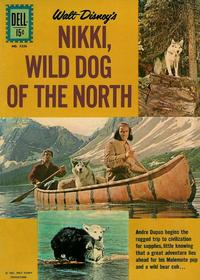 Cover Thumbnail for Four Color (Dell, 1942 series) #1226 - Walt Disney's Nikki, Wild Dog of the North