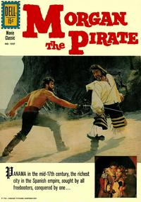 Cover Thumbnail for Four Color (Dell, 1942 series) #1227 - Morgan the Pirate