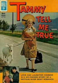 Cover Thumbnail for Four Color (Dell, 1942 series) #1233 - Tammy Tell Me True