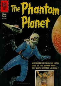Cover Thumbnail for Four Color (Dell, 1942 series) #1234 - The Phantom Planet