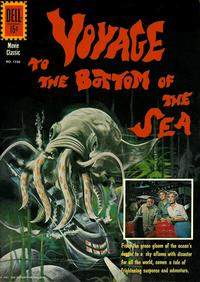 Cover Thumbnail for Four Color (Dell, 1942 series) #1230 - Voyage to the Bottom of the Sea