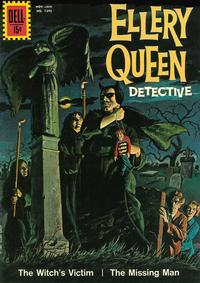 Cover Thumbnail for Four Color (Dell, 1942 series) #1243 - Ellery Queen