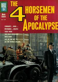 Cover Thumbnail for Four Color (Dell, 1942 series) #1250 - Four Horsemen of the Apocalypse