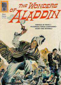 Cover Thumbnail for Four Color (Dell, 1942 series) #1255 - The Wonders of Aladdin