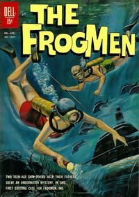 Cover Thumbnail for Four Color (Dell, 1942 series) #1258 - The Frogmen