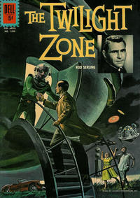 Cover Thumbnail for Four Color (Dell, 1942 series) #1288 - The Twilight Zone