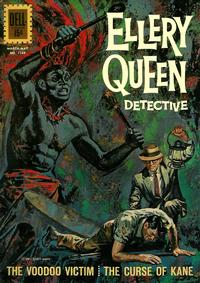 Cover Thumbnail for Four Color (Dell, 1942 series) #1289 - Ellery Queen