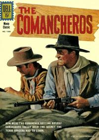 Cover Thumbnail for Four Color (Dell, 1942 series) #1300 - The Comancheros