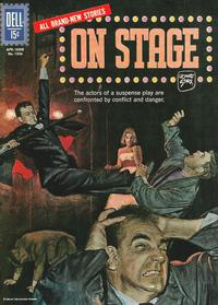 Cover Thumbnail for Four Color (Dell, 1942 series) #1336 - On Stage