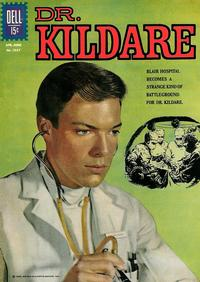 Cover for Four Color (Dell, 1942 series) #1337 - Dr. Kildare