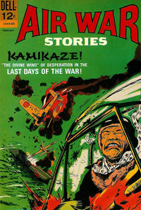 Cover Thumbnail for Air War Stories (Dell, 1964 series) #6
