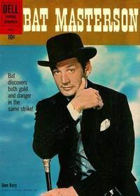 Cover Thumbnail for Bat Masterson (Dell, 1960 series) #6
