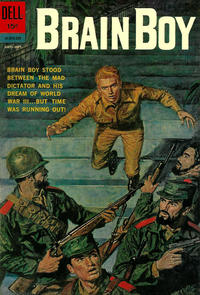 Cover Thumbnail for Brain Boy (Dell, 1962 series) #2