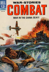Cover Thumbnail for Combat (Dell, 1961 series) #16