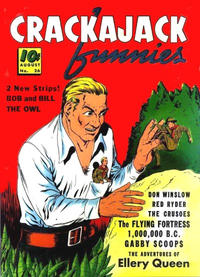 Cover Thumbnail for Crackajack Funnies (Western, 1938 series) #26