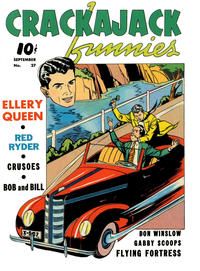 Cover Thumbnail for Crackajack Funnies (Western, 1938 series) #27
