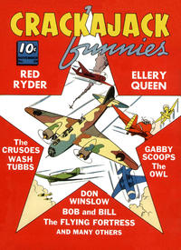 Cover Thumbnail for Crackajack Funnies (Western, 1938 series) #29