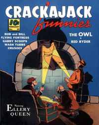 Cover Thumbnail for Crackajack Funnies (Western, 1938 series) #32