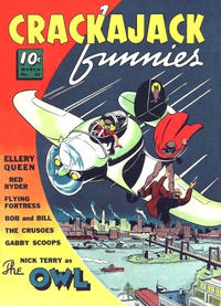 Cover Thumbnail for Crackajack Funnies (Western, 1938 series) #33