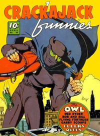 Cover Thumbnail for Crackajack Funnies (Western, 1938 series) #34