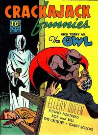 Cover Thumbnail for Crackajack Funnies (Western, 1938 series) #36