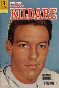 Cover Thumbnail for Dr. Kildare (Dell, 1962 series) #9