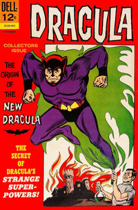 Cover Thumbnail for Dracula (Dell, 1962 series) #2