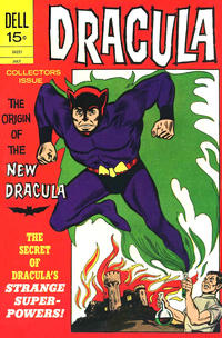 Cover Thumbnail for Dracula (Dell, 1962 series) #6