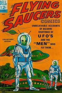 Cover Thumbnail for Flying Saucers (Dell, 1967 series) #1