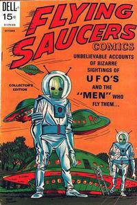 Cover Thumbnail for Flying Saucers (Dell, 1967 series) #5