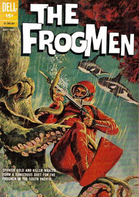 Cover Thumbnail for The Frogmen (Dell, 1962 series) #2