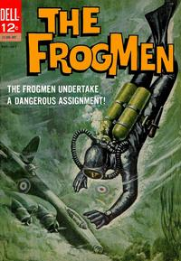 Cover Thumbnail for The Frogmen (Dell, 1962 series) #5