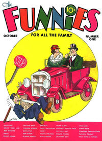Cover Thumbnail for The Funnies (Dell, 1936 series) #1