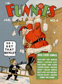 Cover Thumbnail for The Funnies (Dell, 1936 series) #4