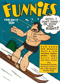Cover Thumbnail for The Funnies (Dell, 1936 series) #17
