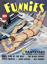 Cover Thumbnail for The Funnies (Dell, 1936 series) #48