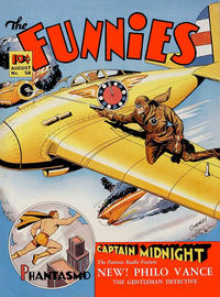 Cover Thumbnail for The Funnies (Dell, 1936 series) #58
