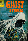 Cover for Ghost Stories (Dell, 1962 series) #2