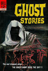 Cover for Ghost Stories (Dell, 1962 series) #3