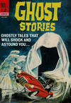 Cover for Ghost Stories (Dell, 1962 series) #5