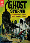 Cover for Ghost Stories (Dell, 1962 series) #7