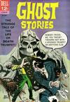 Cover for Ghost Stories (Dell, 1962 series) #11