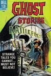 Cover for Ghost Stories (Dell, 1962 series) #14