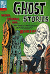 Cover for Ghost Stories (Dell, 1962 series) #16