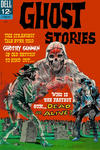 Cover for Ghost Stories (Dell, 1962 series) #18